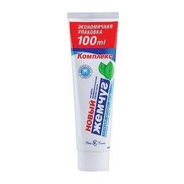 Зубная паста - Невская косметика Зубная паста НОВЫЙ ЖЕМЧУГ 100мл (ассорти), 0