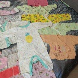 Домашняя одежда - Детские вещи пакетом на девочку, 0