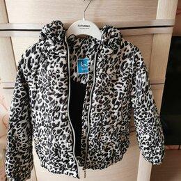 Куртки и пуховики - Куртка демисезонная на девочку , 0