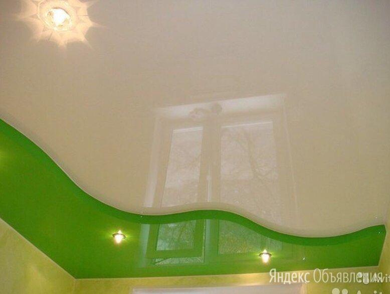 Натяжные потолки по цене 280₽ - Потолки и комплектующие, фото 0