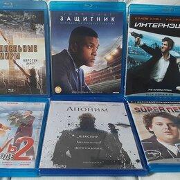 Видеофильмы - Blu ray диски с фильмами б/у, 0