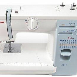 Швейные машины - Швейная машина Janome 5519, 0