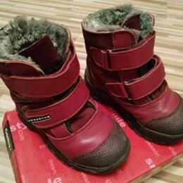 Ботинки - Ботинки для девочки р.27, 0