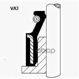 Отопление и кондиционирование  - Колпачки Маслосъемные 7x10x13.5x8.5 Fpm Va3 7-38 Mb W124/W202/W203/W210/W220 ..., 0
