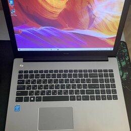 Ноутбуки - Современный ноутбук 4 ядра, 4Гб, 500Гб,GT-820 в идеале, 0
