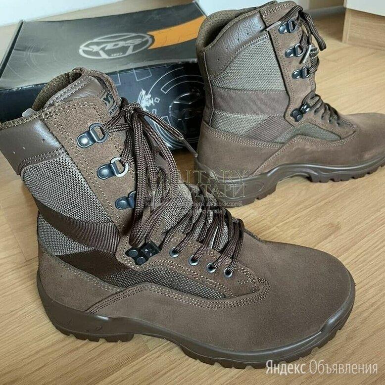 Ботинки (берцы) армейские YDS Desert (Турция) новые по цене 8500₽ - Ботинки, фото 0