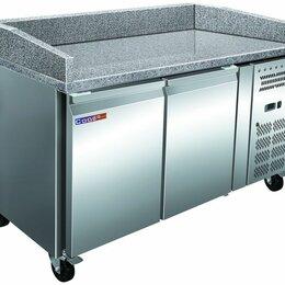 Холодильные столы - Стол холодильный cooleq  PZ2600TN, 0