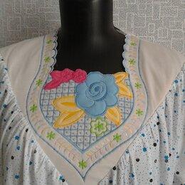 Домашняя одежда - рубашка ночная с длинным рукавом, 0