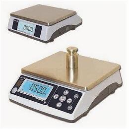 Весы - Весы электронные порционные компактные с дисплеем для клиента MAS MSC-25D, 0