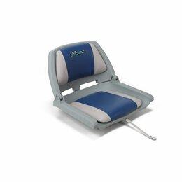 Походная мебель - Кресло складное Stormline серый/синий, 0
