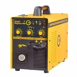 Сварочные аппараты - Сварочный полуавтомат Start MigLine 190, 0
