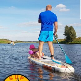 Виндсерфинг - Новые надувные Сап доски sup board iBoard 11×32 , 0