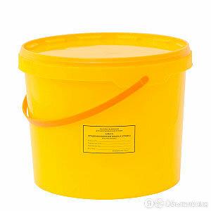 Сигма Мед Ёмкость-контейнер для сбора органических отходов 2 литра  (желтый) по цене 54₽ - Устройства, приборы и аксессуары для здоровья, фото 0