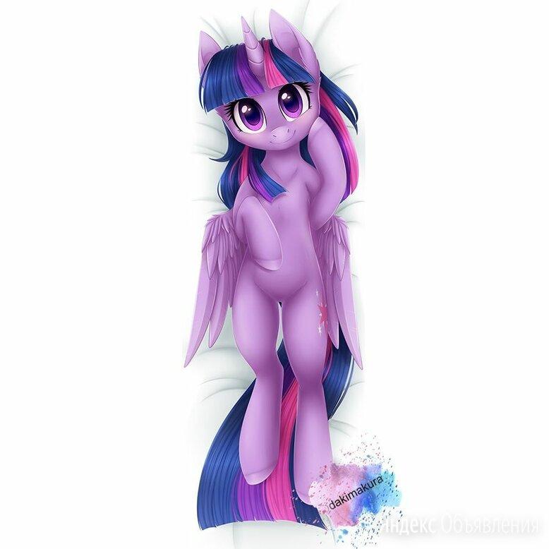 Дакимакура My little pony - Сумеречная Искорка по цене 1490₽ - Декоративные подушки, фото 0