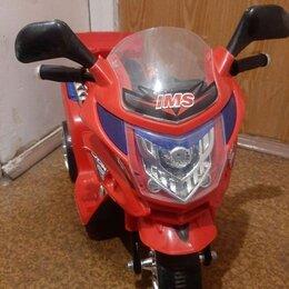 Электромобили - Детский электро мотоцикл, 0