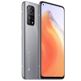 Мобильные телефоны - Смартфон Xiaomi Mi 10T 8/128GB silver новый, 0