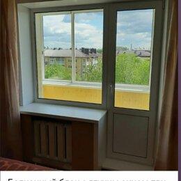 Окна - Окна двери жалюзи балконы лоджии реклама, 0