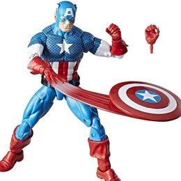 Скины для игр - Marvel Legends Retro Collection Captain America, 0