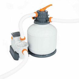 Фильтры, насосы и хлоргенераторы - Песочный фильтр-насос Bestway 5678 л/ч, 0