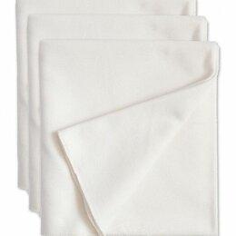 Пеленки, клеенки - Пеленка фланель  90*120 белая, 0