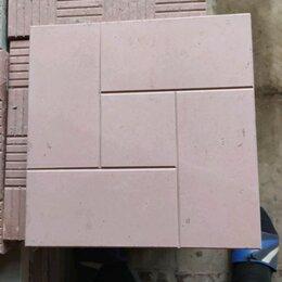Тротуарная плитка, бордюр - Тротуарная плитка калифорния 300х300х30 под дерево, 0