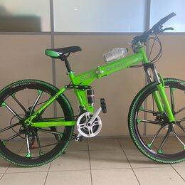 Велосипеды - Велосипед с 2 амортизаторами, 0