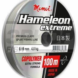 Леска и шнуры - Леска Momoi Hameleon Extreme 100 м 1/5 (х18), 0
