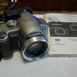 Фотоаппараты - Фотоаппарат panasonic lumix dmc-fz8, 0