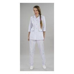 Одежда - Костюм №71.1 женский белый, 0