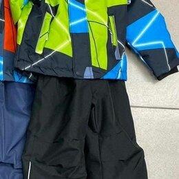Комплекты верхней одежды - Костюм Деми 110-116 рост новый куртка+ штаны, 0
