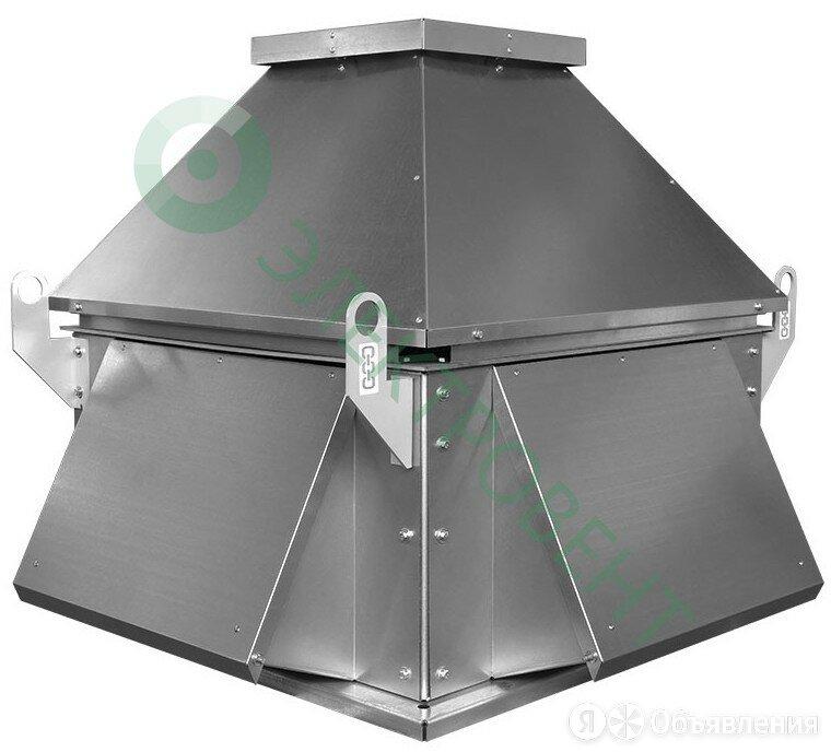 Крышный вентилятор ВКРФ ДУ-10 15 кВт 1000 об/мин дымоудаления 400° 2 часа по цене 435644₽ - Вентиляция, фото 0