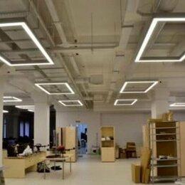 Настенно-потолочные светильники - Светодиодный светильник линейный, 0