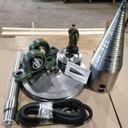 Дровоколы - Комплекты и комплектующие для сборки дровокола 2х заходной резьбой СТ45, 0