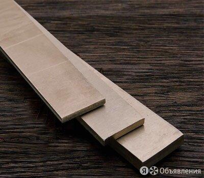 Полоса титановая 5х100 мм ОТ4-0 по цене 1188₽ - Металлопрокат, фото 0