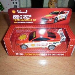 Модели - Модель автомобиля - Shell Ford Mustang GT, 0
