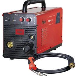 Сварочные аппараты - Инверторный полуавтомат FUBAG IRMIG 180, 0