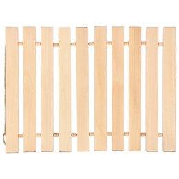 Коврики - Коврик деревянный для бани и сауны Банные Штучки л, 0