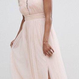 Платья - Платье вечернее новое , 0