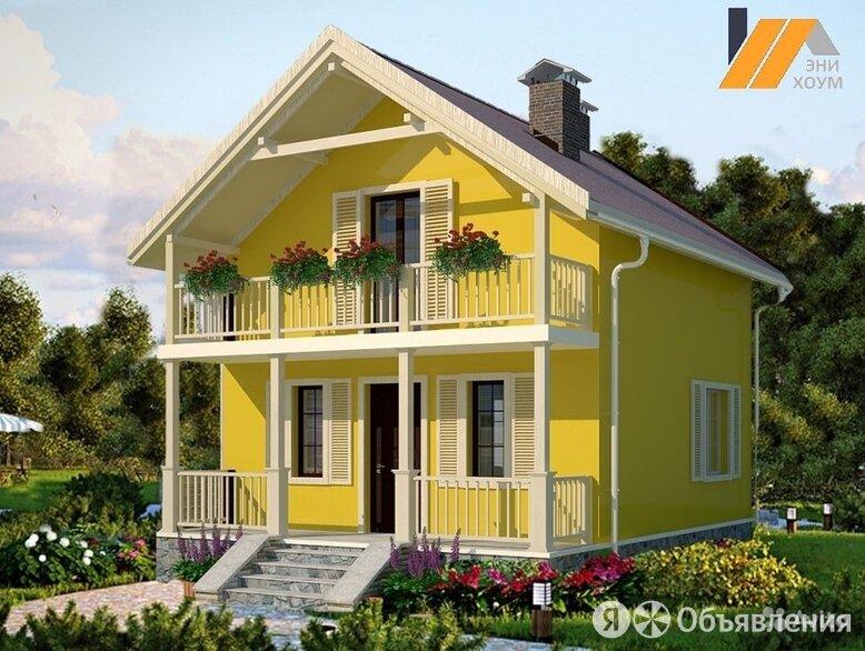 Каркасный дом энергосберегающий кд-258 248.2м² по цене 7500₽ - Готовые строения, фото 0