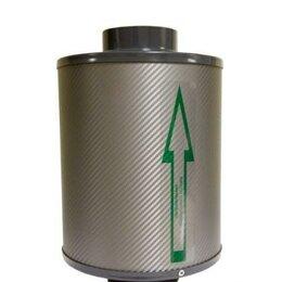 Промышленные насосы и фильтры - Фильтр Канальный Угольный Клевер 160 в гроутент, 0