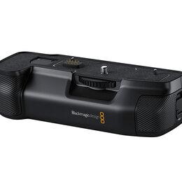 Аккумуляторы и зарядные устройства - Батарейная ручка Blackmagic Pocket Cinema Camera Battery Grip для 6K Pro, 0