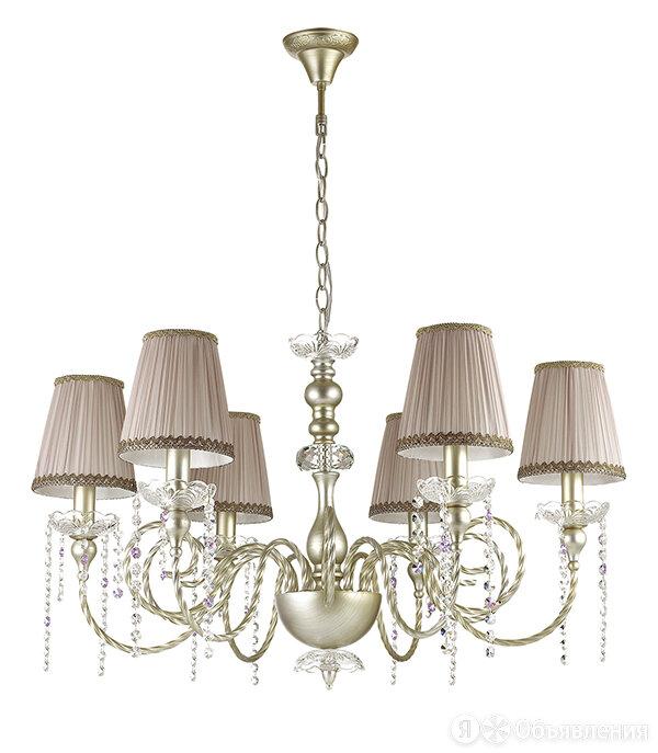 ODEON 3390/6 AURELIA по цене 22970₽ - Люстры и потолочные светильники, фото 0