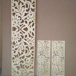 Декоративные фонтаны и панели - Декоративные резные перегородки, 0