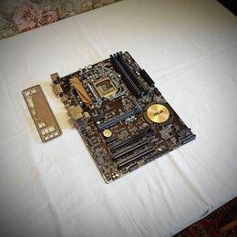Материнские платы - Asus Z170-P чипсет Z170 сокет 1151, 0