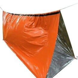 Походная мебель - Аварийный спальный мешок-палатка из полиэтилена, 91х213 см, 0