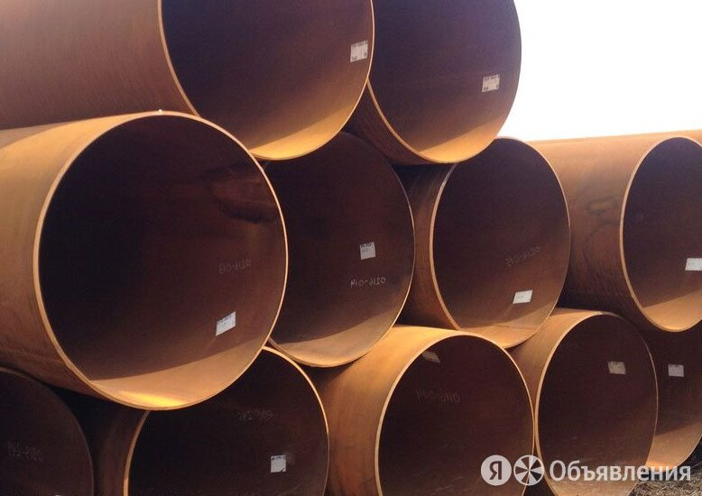 Труба бесшовная 162х18 мм ст. 30хгса ГОСТ 8732-78 по цене 52101₽ - Металлопрокат, фото 0