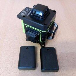 Измерительные инструменты и приборы - Лазерный уровень 4 плоскости, 16 линий, 0