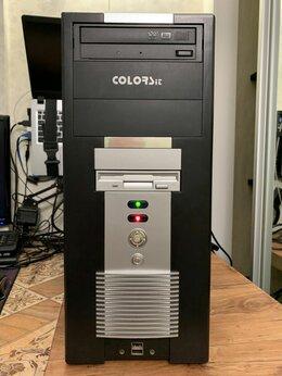 Настольные компьютеры - Colorsit бюджетный для учёбы, 0
