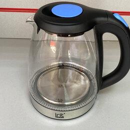 Чайники - Чайник стеклянный IRIT 1911, 0