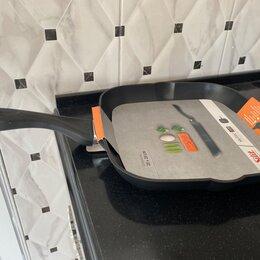 Сковороды и сотейники - Silit новая сковорода гриль, 0